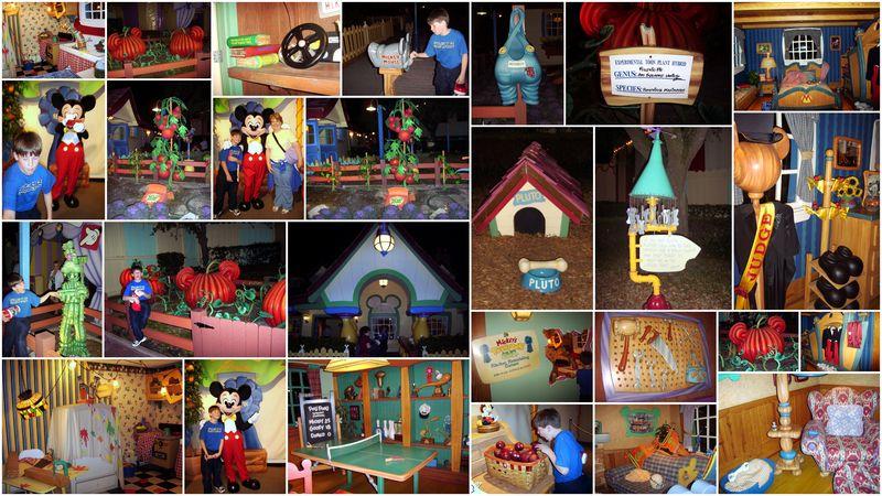 Mickey's house1